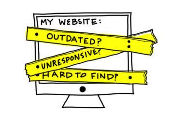ปรับปรุง ดูแล แก้ไข และจัดการเว็บไซต์เดิม
